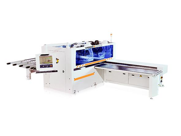 Centrum wiertarskie Master 6X CNC - Lazzoni Group