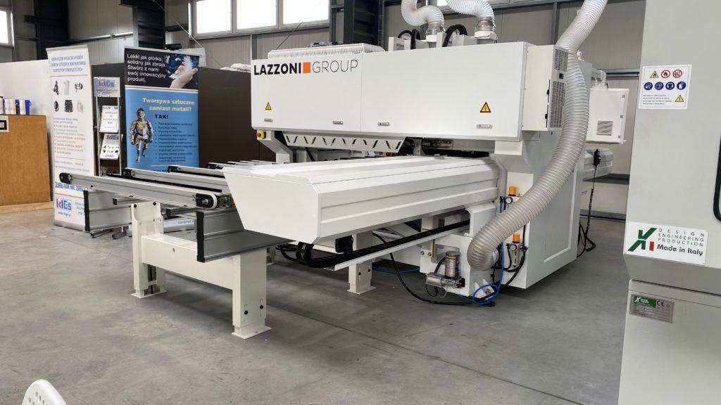 Centrum wiertarskie Master 6X CNC dla dużej produkcji