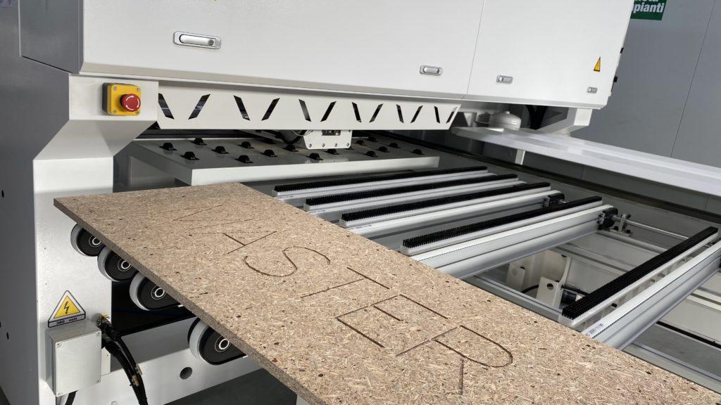 Centrum wiertarskie Master 6X CNC - duża wydajność